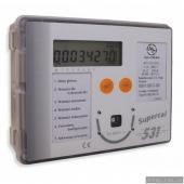 Обчислювач Supercal 531 для закритих систем опалення / кондиціювання
